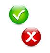 Icons für Bewertung