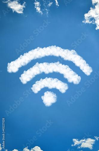 Wifi-Wolke