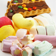 bunte süßigkeiten #19