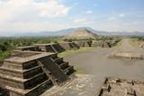 Fototapety Teotihuacan Aleja Zmarłych