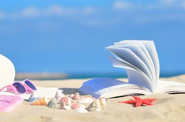 Vacances à la plage et détente