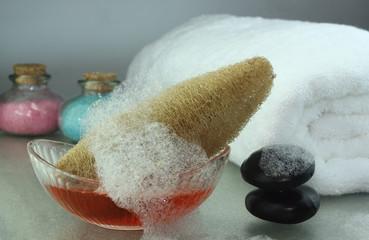 esponjas de baño vegetal