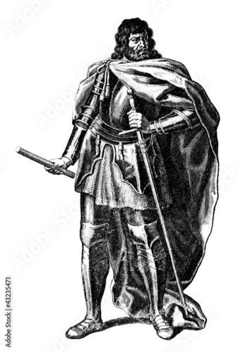 Knight - Crusader - Hero - 13th century