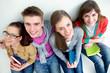 teens - friends