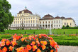 castle Ludwigsburg in Germany