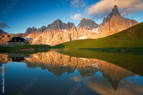 Fototapeten,dolomite,berg,landschaft,dreilappkrebs