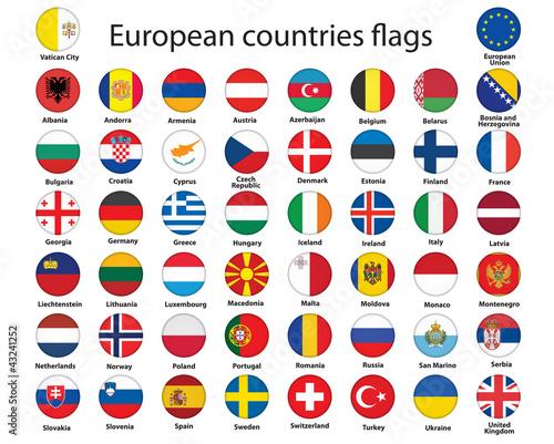 gamesageddon europa flaggen fahnen set buttons icons. Black Bedroom Furniture Sets. Home Design Ideas