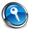 Key icon blue button