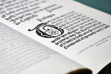 Buch - Fraktur