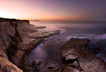 Panther Beach at Dawn