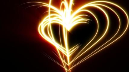 rotating hearts