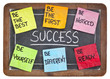 how to successful concept