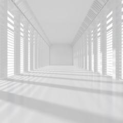 Long White Room