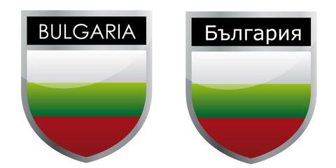 Bulgaria flag emblem