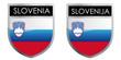 Slovenia flag emblem