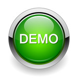 demo web green button