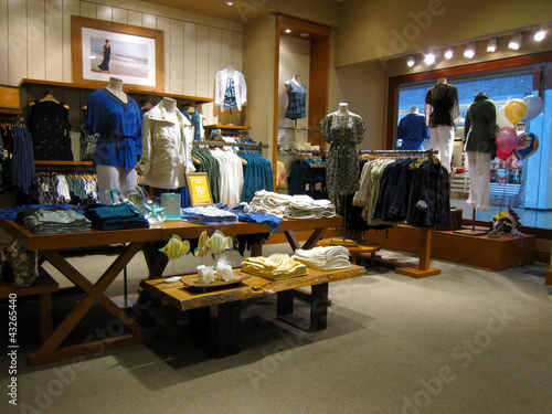 Retail Clothing Store