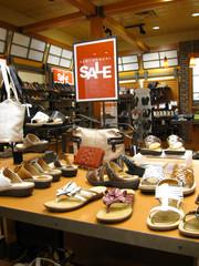 Retail Shoe Store