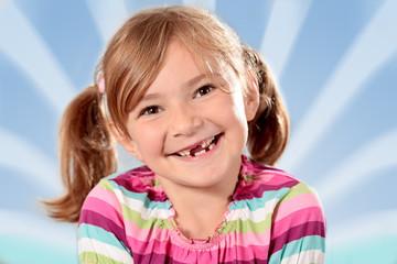 Zahnlücken sind Toll :-)