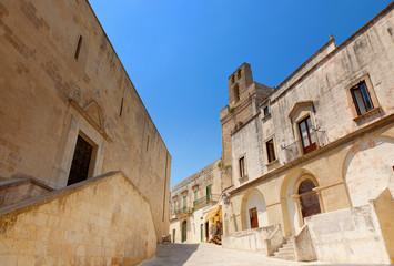 Otranto salita verso la Cattedrale