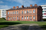 barracks in Modlin