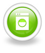 "Light Green Icon ""Laundromat"""