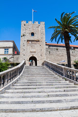 Revelin Tower - Korcula, Croatia