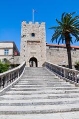 Revelin Tower - Korcula, Croatia