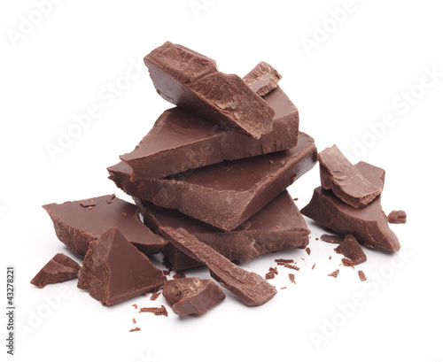 chocolate parts - 43278221