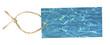 étiquette eau bleue piscine