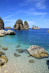 I faraglioni di Scopello - Sicilia - Italy