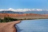 Fototapety Mountain lake.