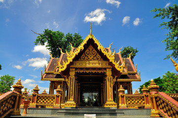 wat mahatard temple, Thailand