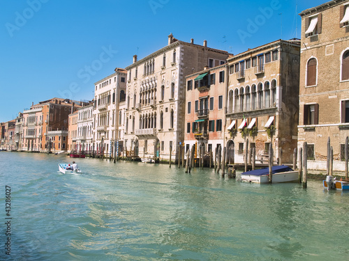 Venice (Italy) one of the most beautiful cities in the world.
