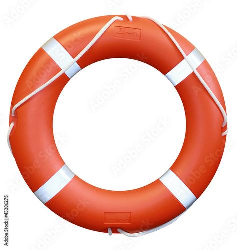 Rettungsring frei - 43286275