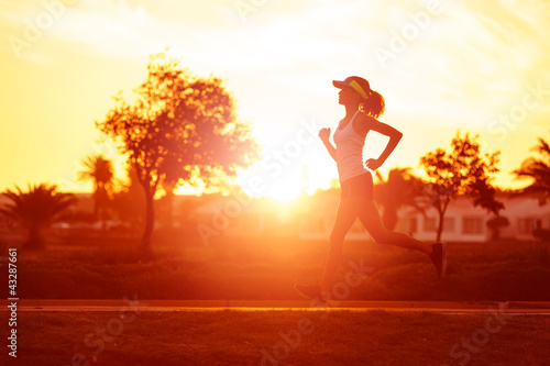 healthy runner training