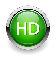 hd web green button