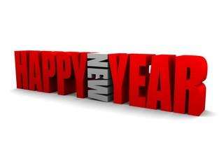 Happy New Year - 3