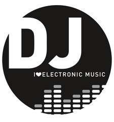 dj logo, mix, mixer, electronic music