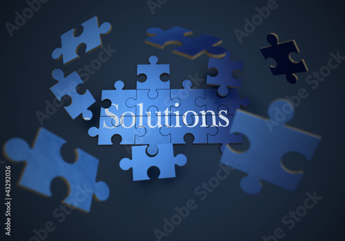 Solutions jigsaw puzzle