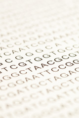List of dna testing