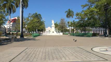 Statue of José Martí, Cienfuegos, Cuba