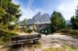 Fototapeten,dolomite,alpen,berg,wandern