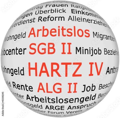 Hartz IV Begriffsdschungel