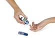 Measuring glucose  level