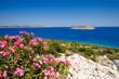 Greek Cyclades islands landscape
