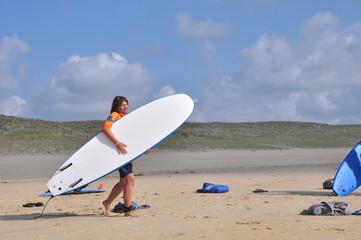 leçon de surf 2