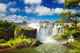 Iguassu Falls, view from Argentinian side - Fine Art prints