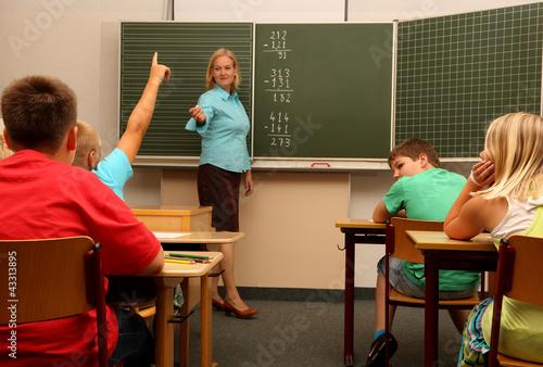 Mathematik unterrichten