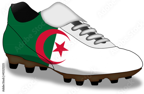 shoe of algeria (more in gallery)
